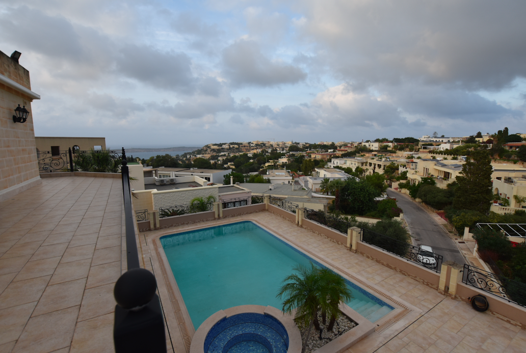 Luxury Villa Santa Maria Estates ( Mellieha )