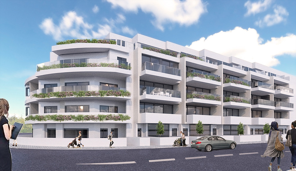 Mosta Luxury Development