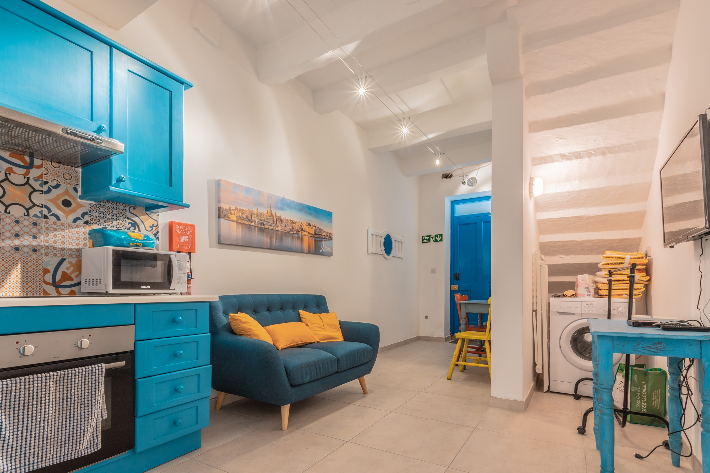 Ground Floor Maisonette – Valletta